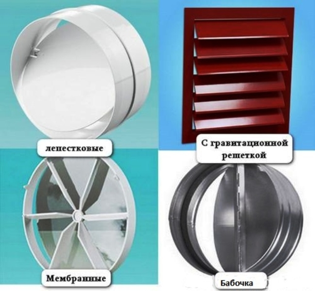 Вентиляционная решетка с обратным клапаном для кухни: принцип работы, рекомендации по выбору и монтажу