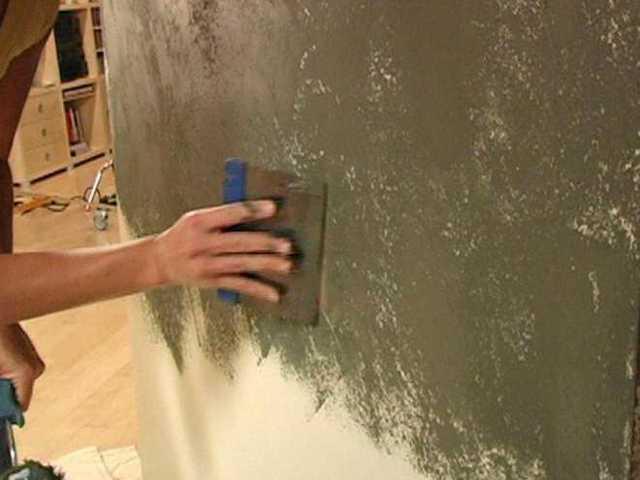 Венецианская штукатурка: как сделать своими руками и наносить на стены, состав