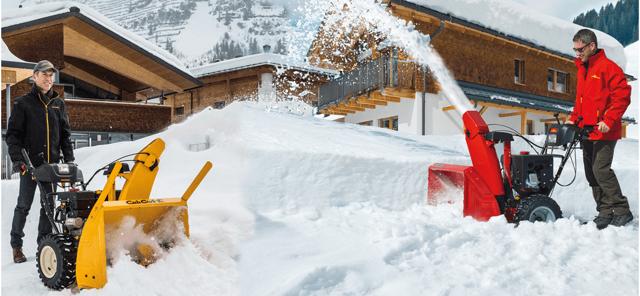 Снегоочистительная машина: сколько стоит, как выбрать?