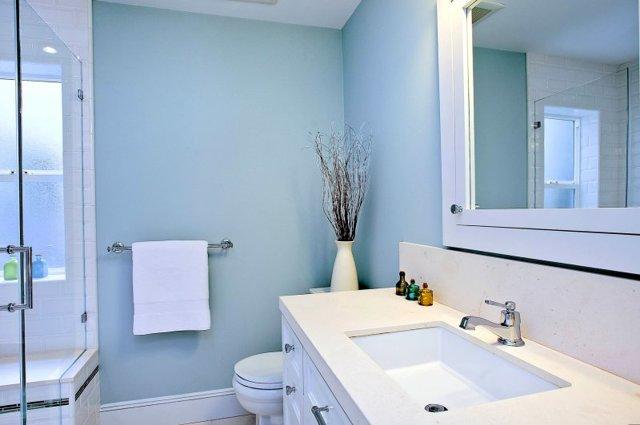 Отделка ванной комнаты: из чего лучше делать стены, каким материалом покрыть, чем обшить?