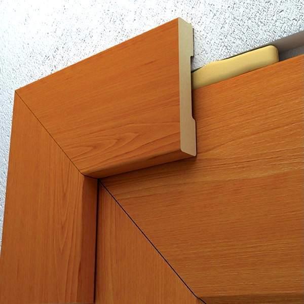 Наличники на двери: установка, виды, как сделать своими руками