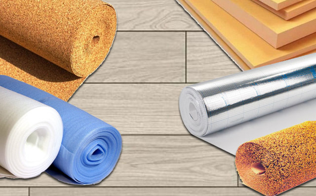 Подложка под ламинат (подкладка): какая лучше, толщина, как укладывать, для чего нужна?