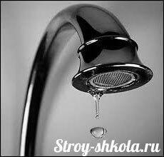 Как поменять прокладку в кране (смесителе) в ванной, на кухне