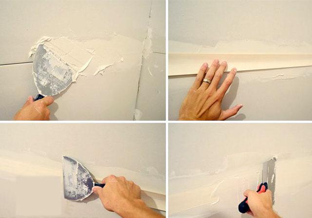 Монтаж перегородки из гипсокартона своими руками: пошаговая инструкция