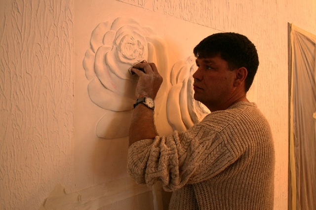 Барельеф на стене (гипсовый, декоративный): как сделать своими руками новичку, эскизы,