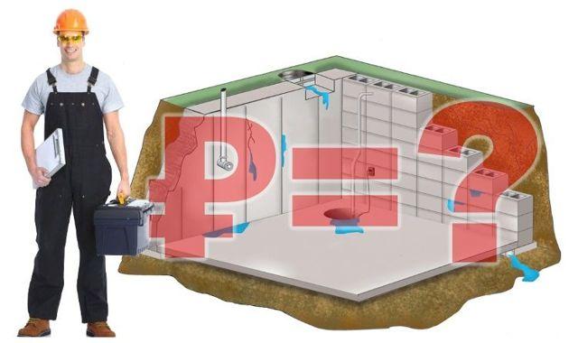 Гидроизоляция подвала изнутри от грунтовых вод своими руками: как сделать, материалы