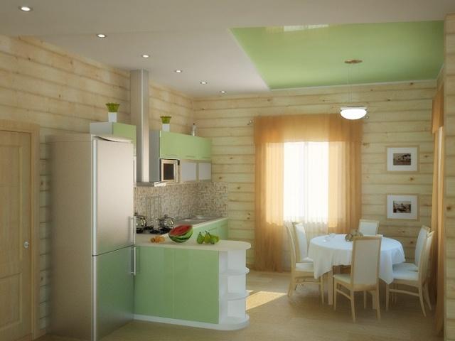 Чем лучше обшить стены внутри дома?