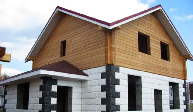 Что такое комбинированные дома, какие варианты существуют