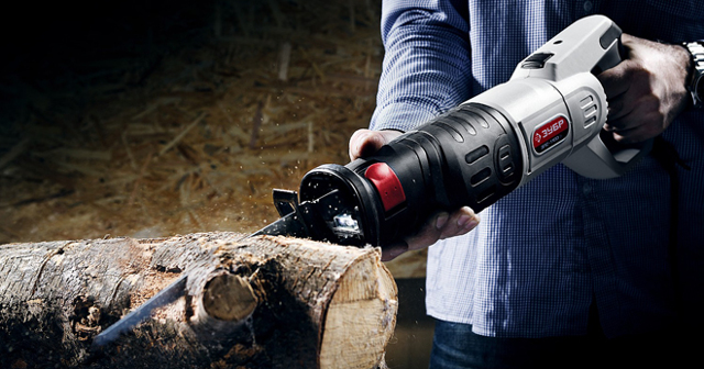 Электрическая сабельная пила по металлу и дереву: как выбрать и для чего она нужна