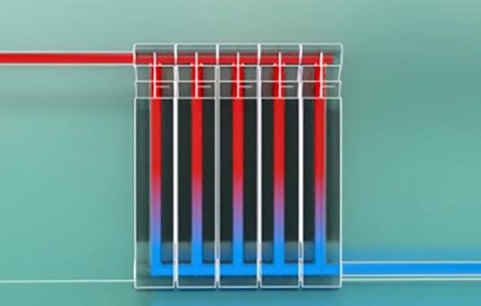 Однотрубная система отопления частного дома своими руками: схема, как сделать