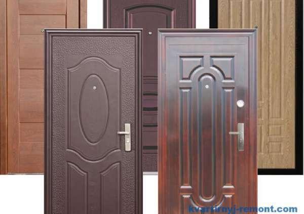 Как уплотнить входную дверь (металлическую, деревянную)