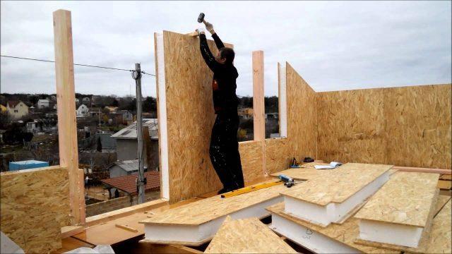 СИП панели своими руками – может сделать любой домашний умелец!