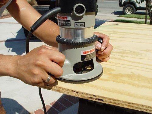 Какие приспособления для ручного фрезера по дереву своими руками