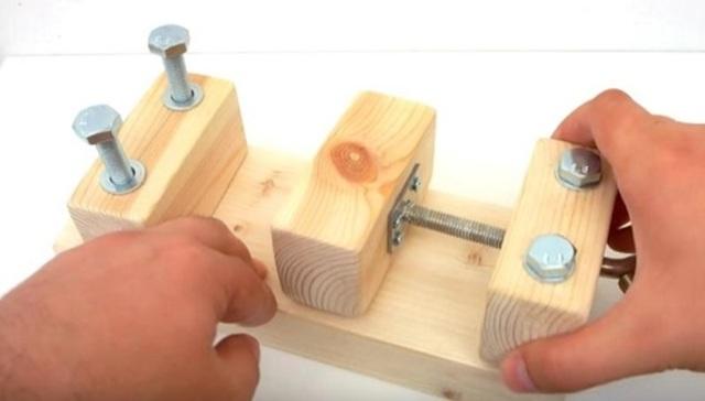 Тиски своими руками: как сделать самодельные станочные слесарные тиски в домашних условиях