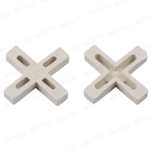 Крестики для плитки: как выбрать, размеры, расход на 1м2, какие использовать при укладке?