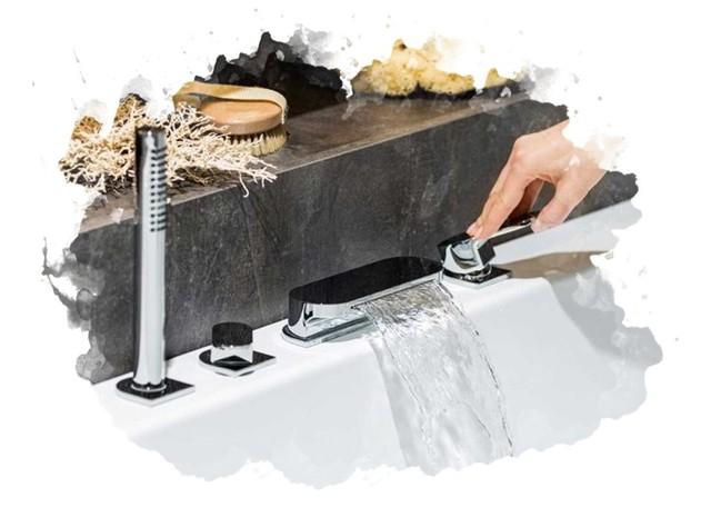 Как выбрать надежный смеситель для ванной с душем