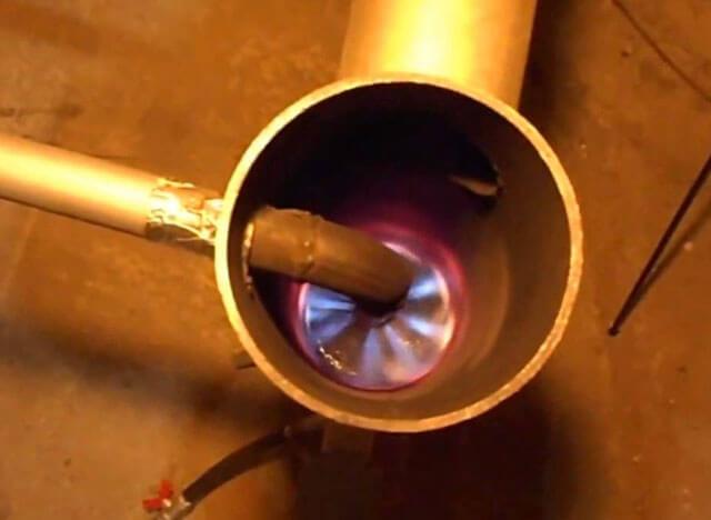 Как сделать печь на отработанном масле своими руками?