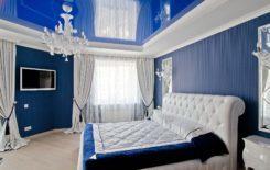 Освещение в спальне: варианты дизайнв
