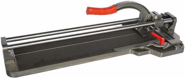 Ручной плиткорез (резак для плитки): какой лучше купить, отличие от электрического