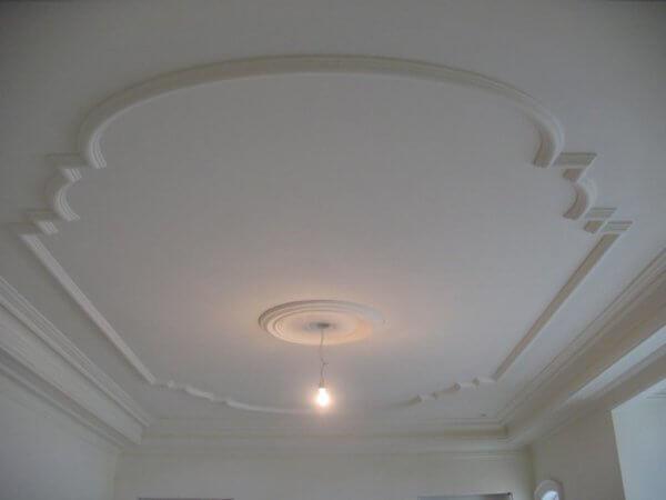 Потолок в квартире: варианты отделки своими руками