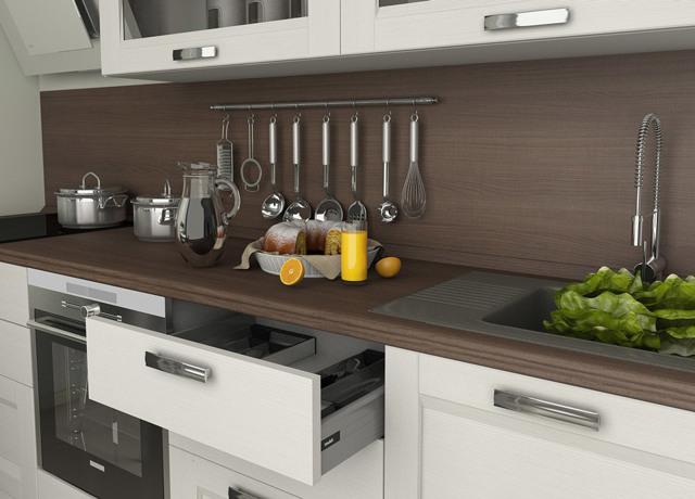 Кухонная столешница своими руками: варианты для кухни