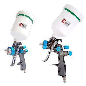 Электрический краскопульт (пульверизатор) для покраски стен водоэмульсионной краской