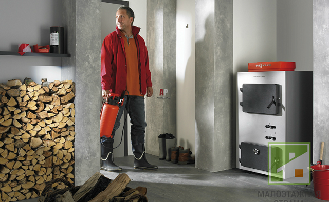 Как отопить частный дом без газа и электричества – масса вариантов