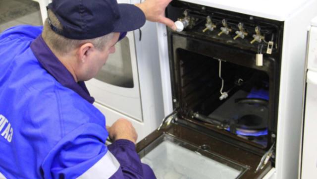 Подключение газовой плиты в квартире своими руками, правила установки