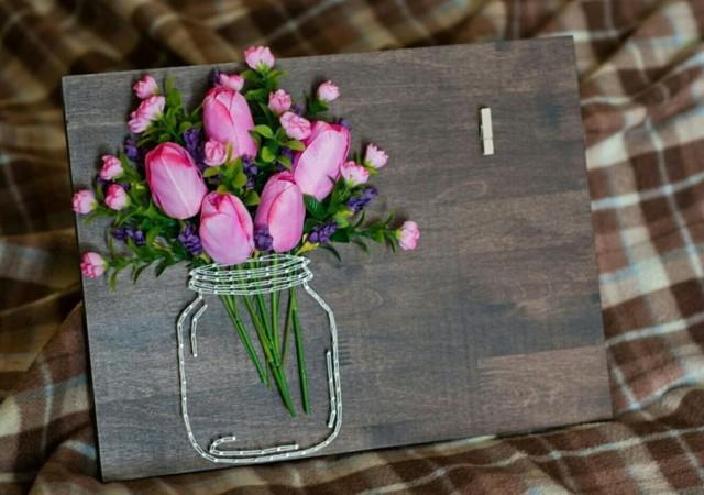 Как сделать декоративное панно своими руками