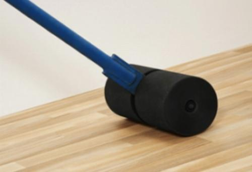 Как разгладить линолеум на полу (выровнять волны, выпрямить)