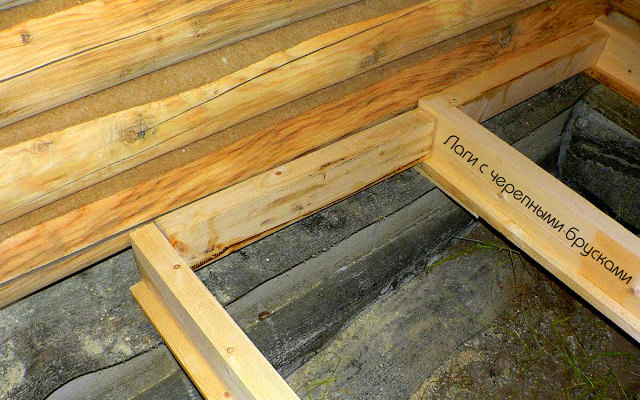 Как постелить полы в деревянном доме своими руками
