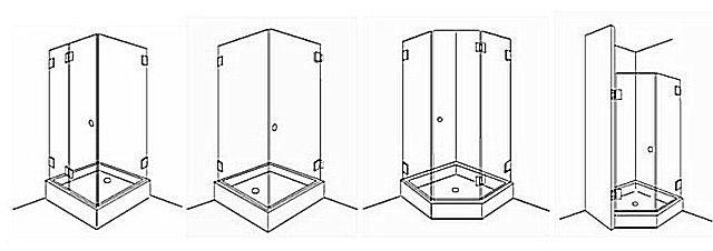 Сборка и установка душевой кабины своим руками: инструкция