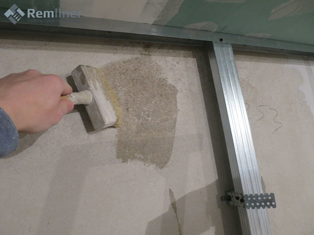 Отделка стен гипсокартоном своими руками: монтаж, установка, крепление, другие работы