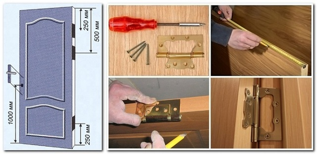 Правильная установка дверей своими руками в квартире, доме