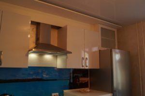 Гофра для вытяжки: как спрятать на кухне, диаметр