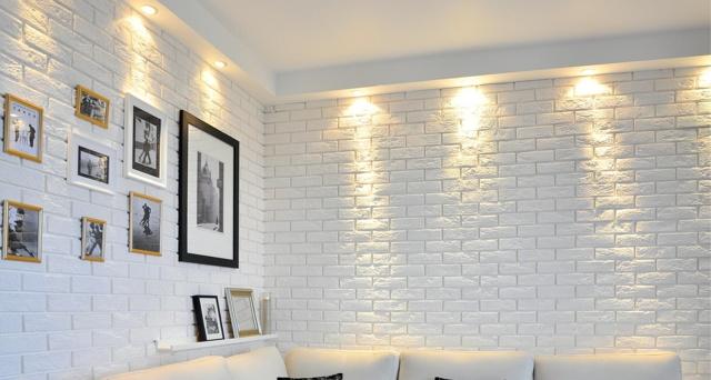 Гипсовая плитка под кирпич или камень: советы по укладке декоративной отделки, выбору затирки