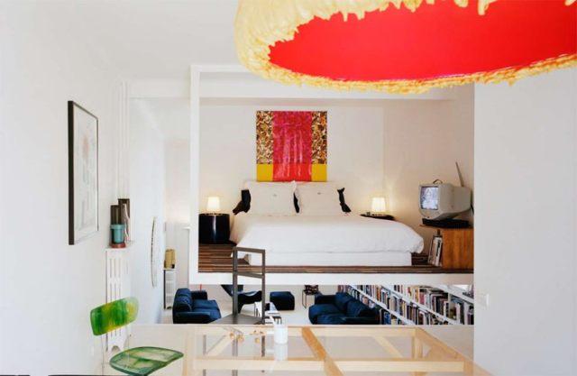 Дизайн интерьера однокомнатной квартиры: идеи и варианты