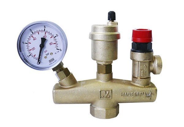 Почему падает давление в системе отопления, в газовом котле: причины, какое должно быть?