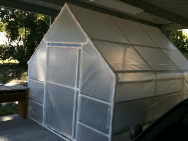 Как сделать теплицу своими руками – строительство в домашних условиях