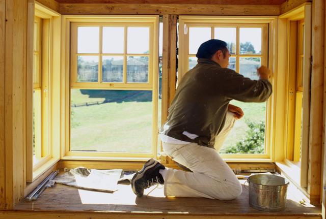 Деревянные окна своими руками: чертежи и схемы