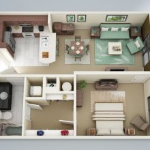 Ремонт в квартире своими руками: с чего начать, пошаговый, поэтапный план