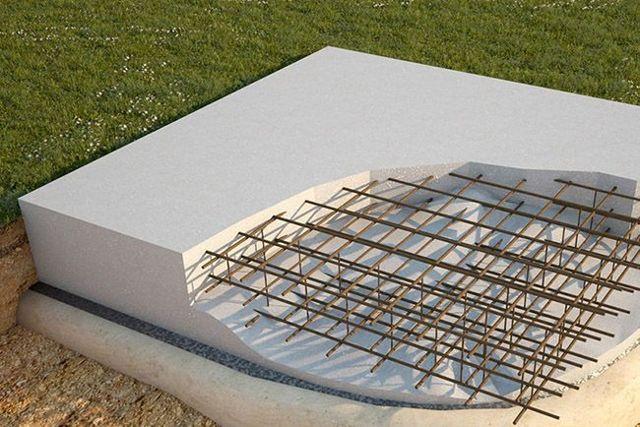 Плитный фундамент своими руками: пошаговая инструкция, как правильно сделать, плюсы и минусы