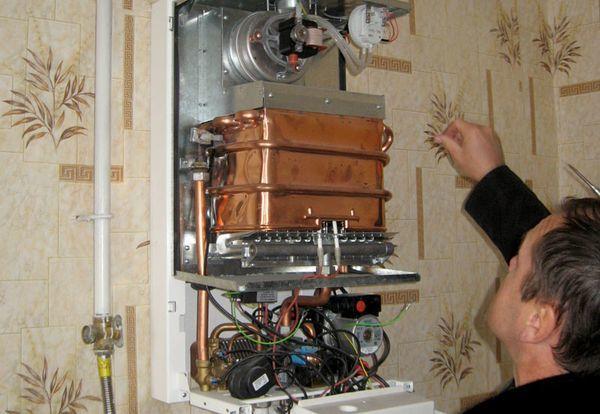 Установка газовой колонки в квартире: требования, как подключить