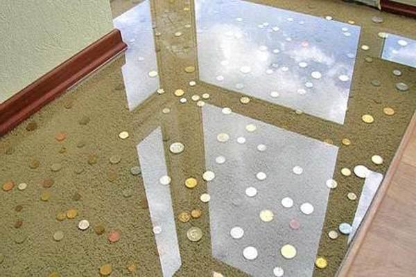 Полимерные полы в квартире: как залить жидкий пол своими руками