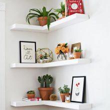 Как сделать полку на стену своими руками из дерева, подручных материалов, фанеры