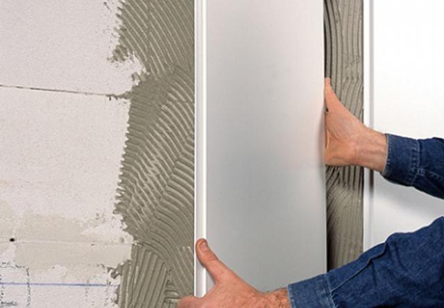 Монтаж панелей ПВХ в ванной комнате: как устанавливать, обшивать