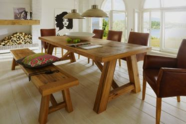 Как сделать стол своими руками из дерева (кухонный, обеденный): чертежи с размерами, советы