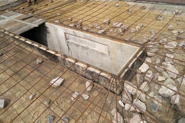 Как построить гараж из шлакоблока своими руками
