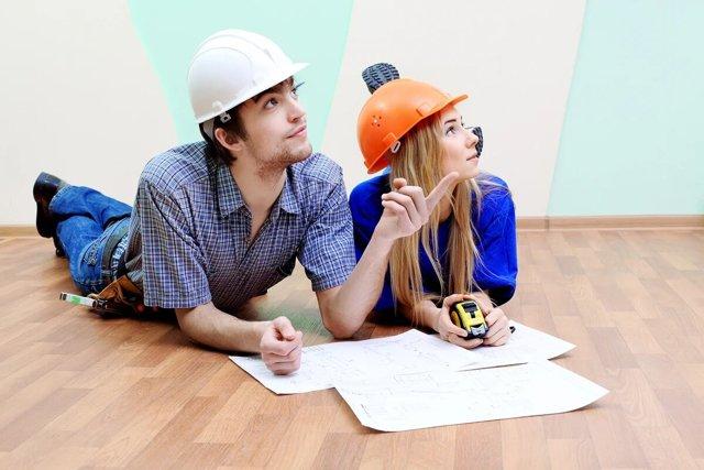 Как сделать стену под кирпич своими руками