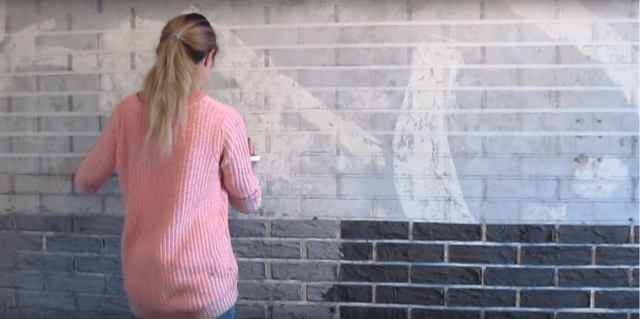 Как сделать декоративную штукатурку под кирпич своими руками